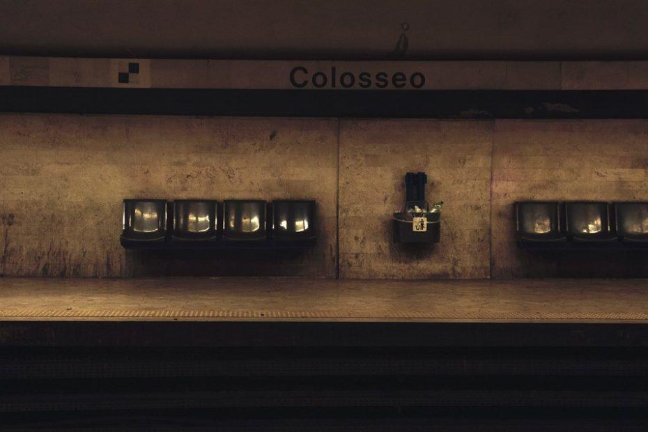 horario metro roma