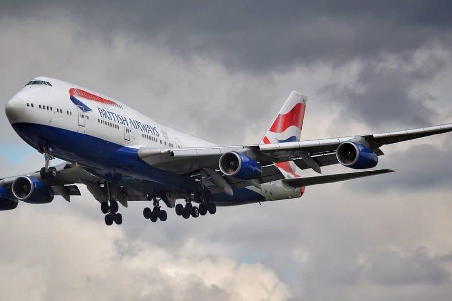 precio comida british airlines