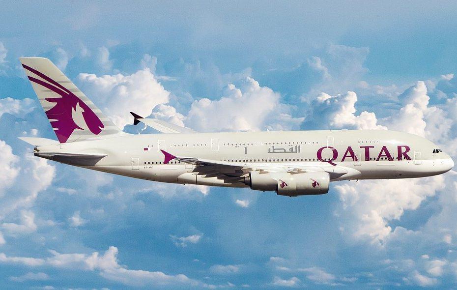 precio comida qatar airways