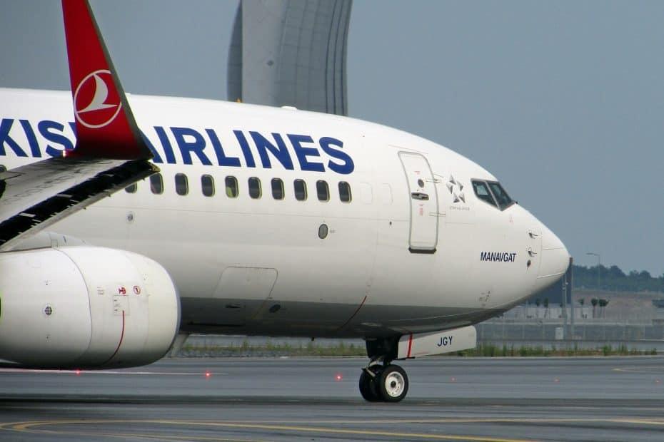 precio comida turkish airlines