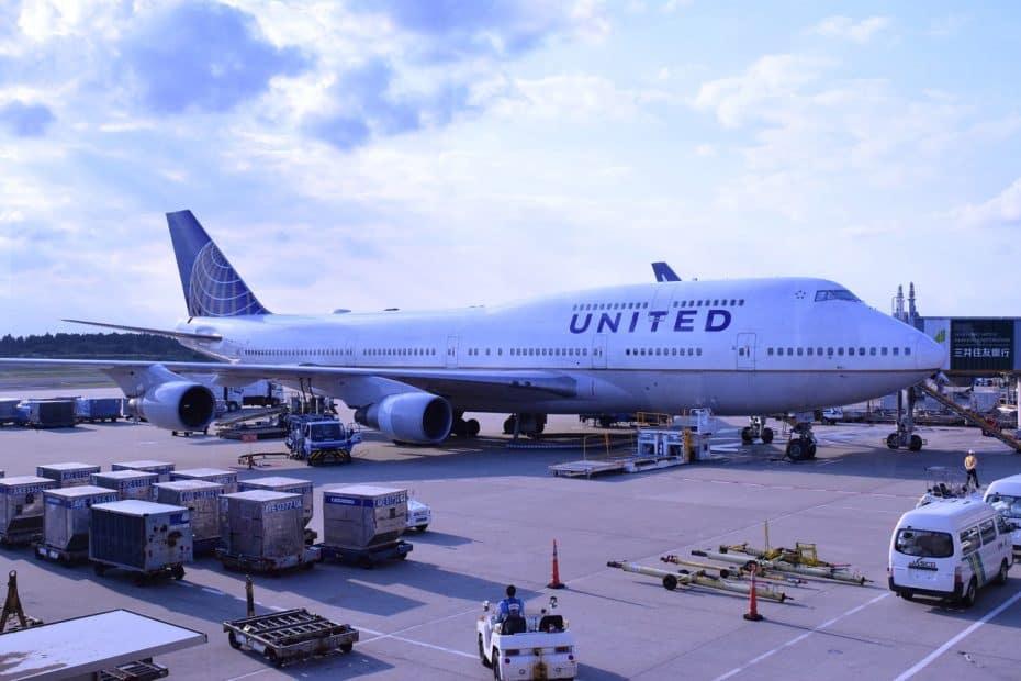 precio comida united airlines