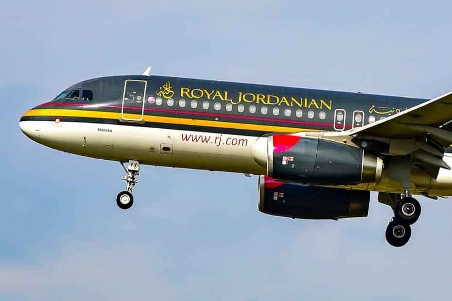 atencion al cliente royal jordanian airlines