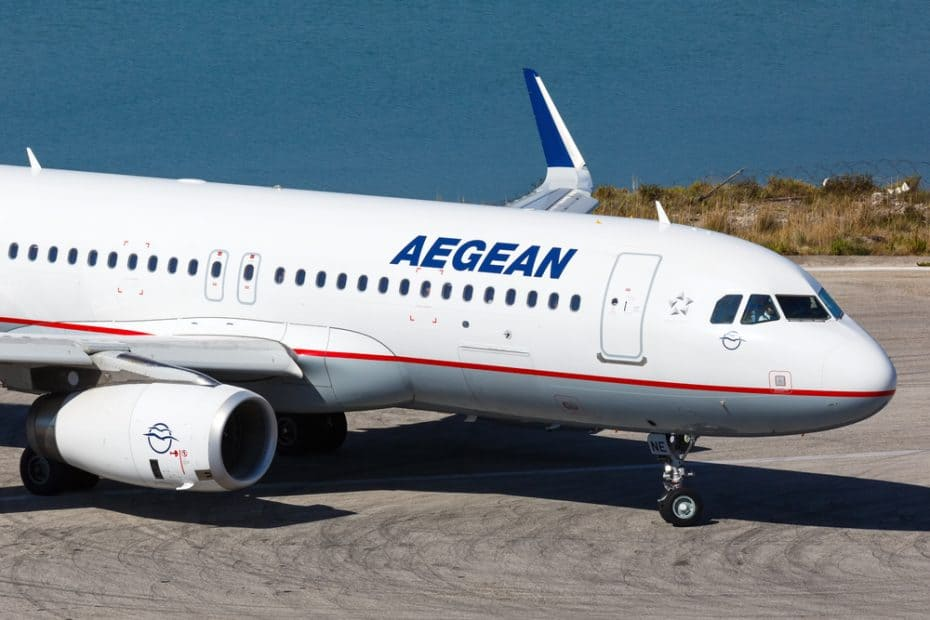 atencion al cliente aegean airlines