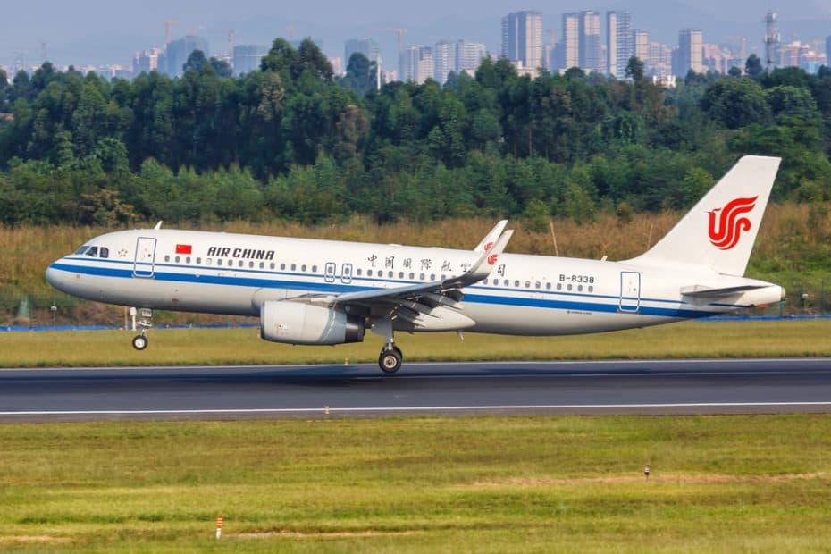 atencion al cliente air china