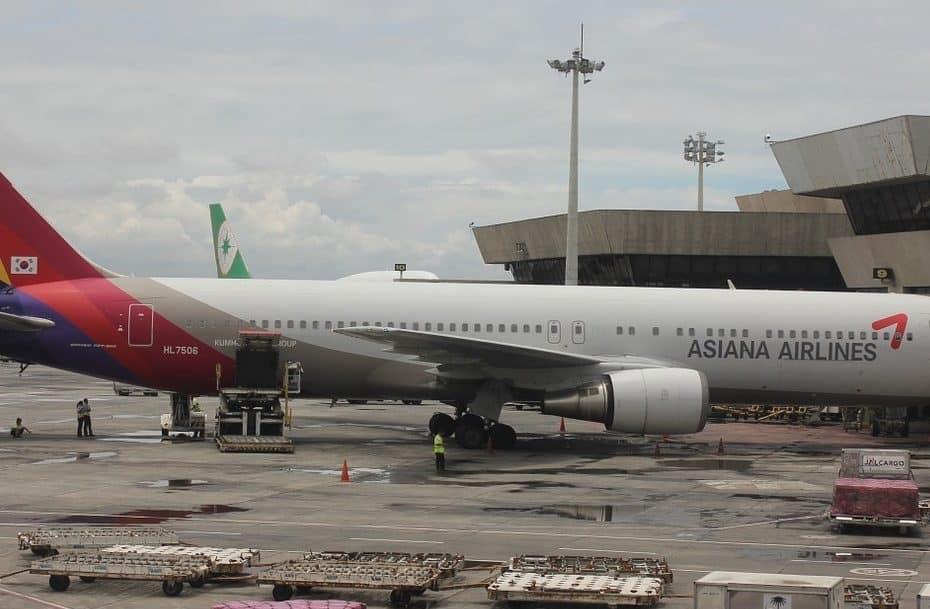atencion al cliente asiana airlines