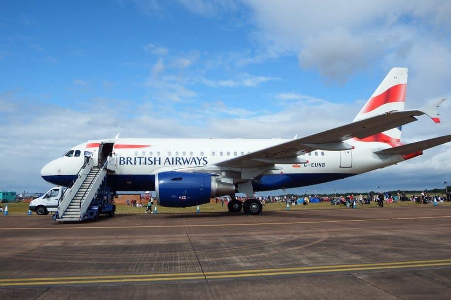 atencion al cliente british airways