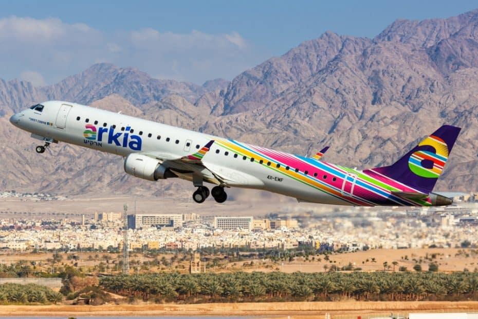 Atención al cliente de Arkia Israeli Airlines