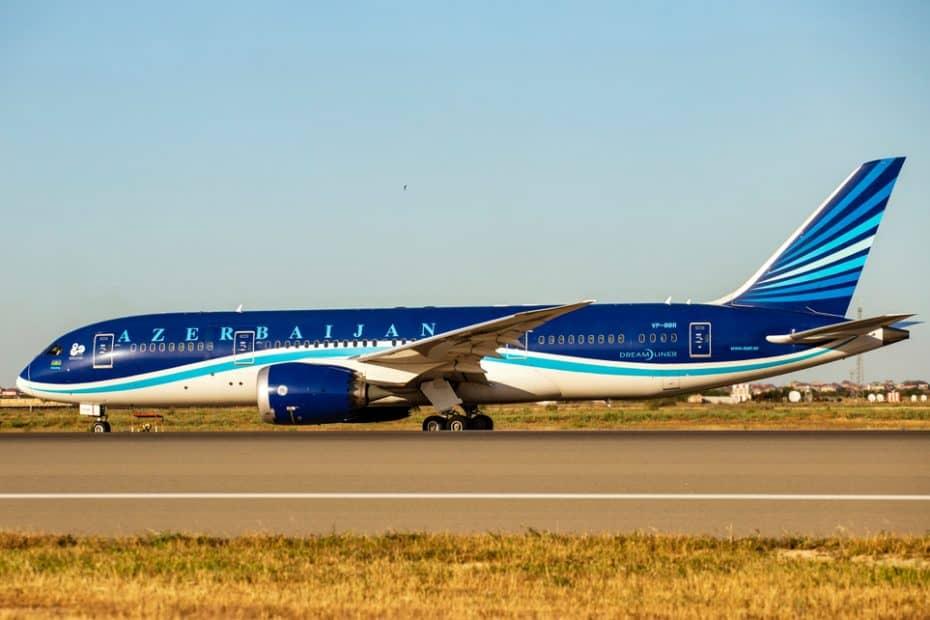 Atención al cliente de Azerbaijan Airlines