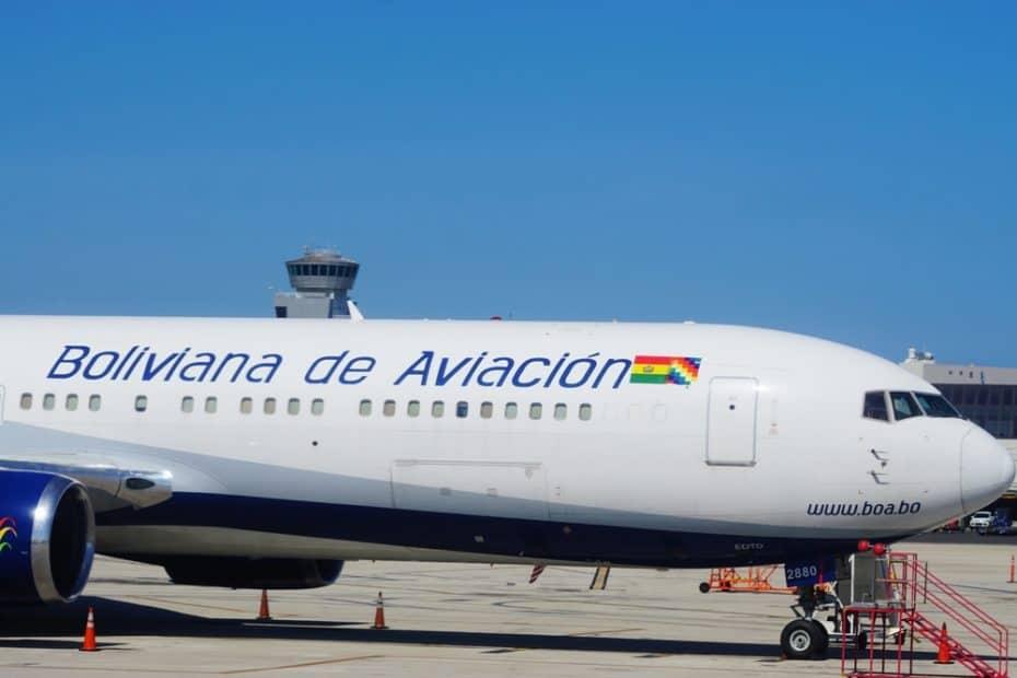 atencion al cliente boa boliviana de aviacion