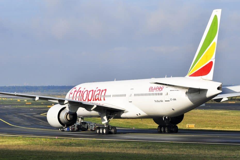 Atención al cliente de Ethiopian Airlines