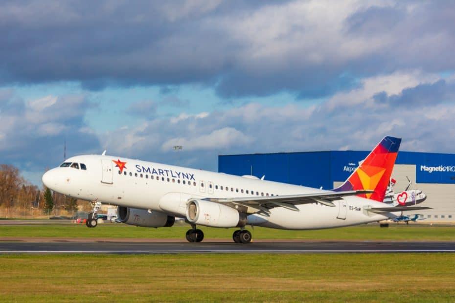 Atención al cliente de SmartLynx Airlines