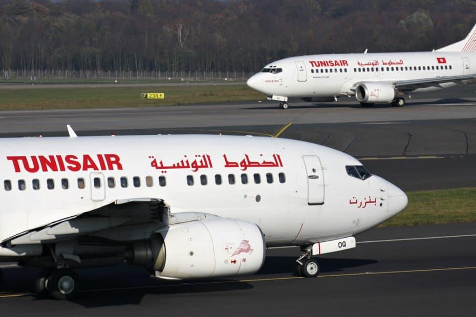Atención al Cliente de Tunisair