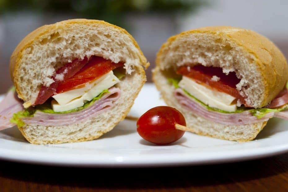 receta de sandwich cubano