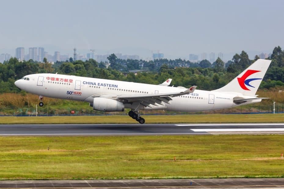 Atención al cliente de China Eastern Airlines