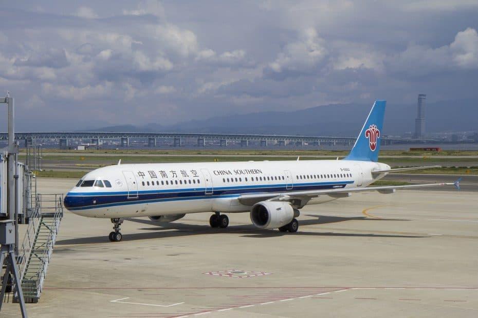 atencion al cliente china southern airlines