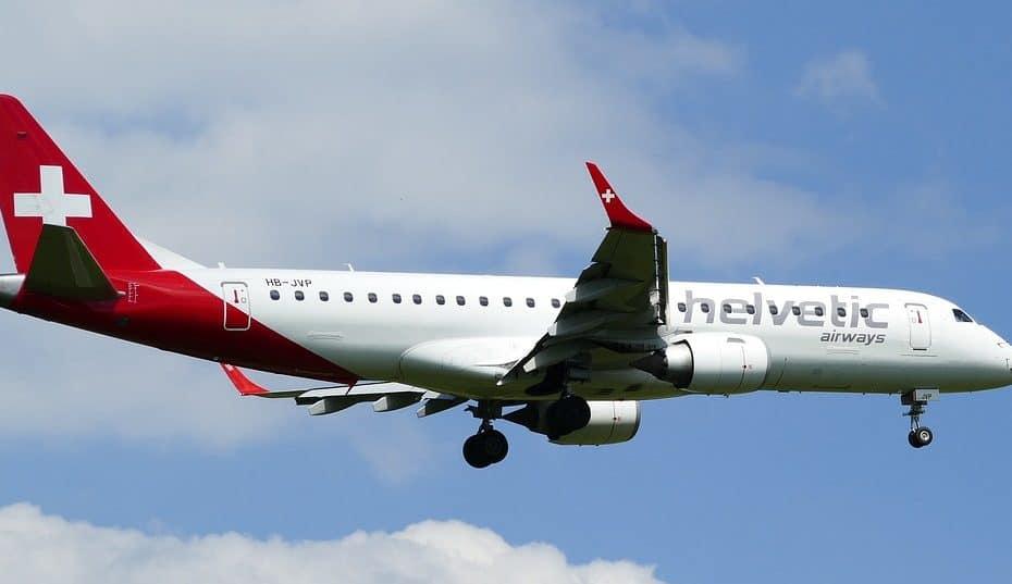 atencion al cliente helvetic airways