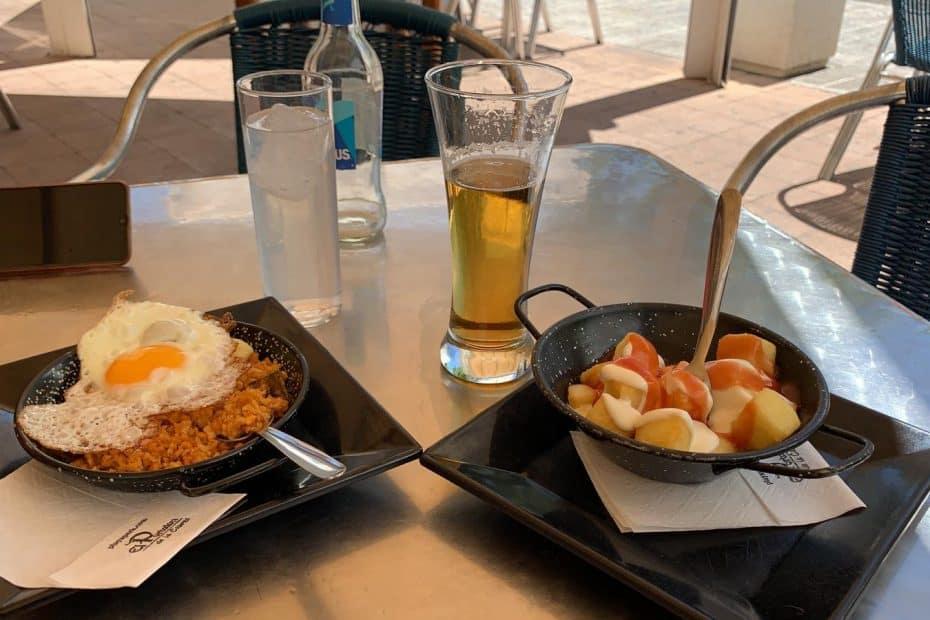 donde comer en Ciudad Real