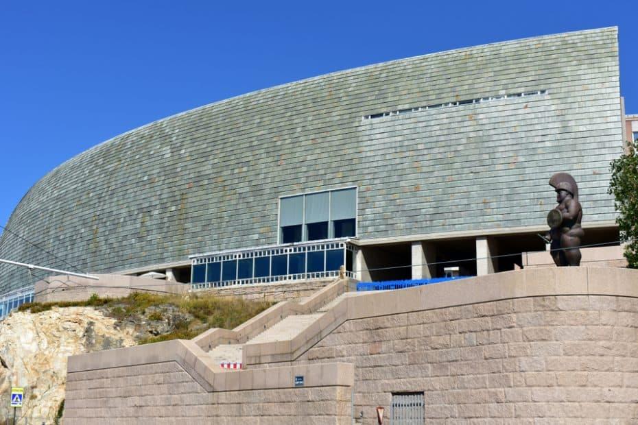 Domus o Casa del Hombre de A Coruña