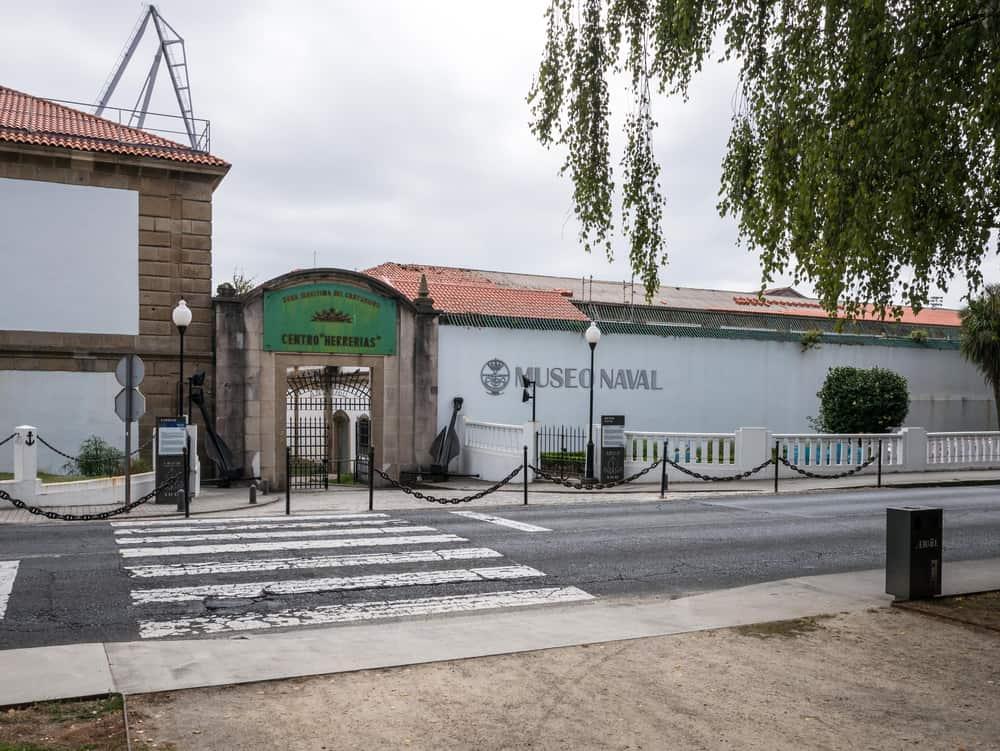precio entrada museo naval de ferrol