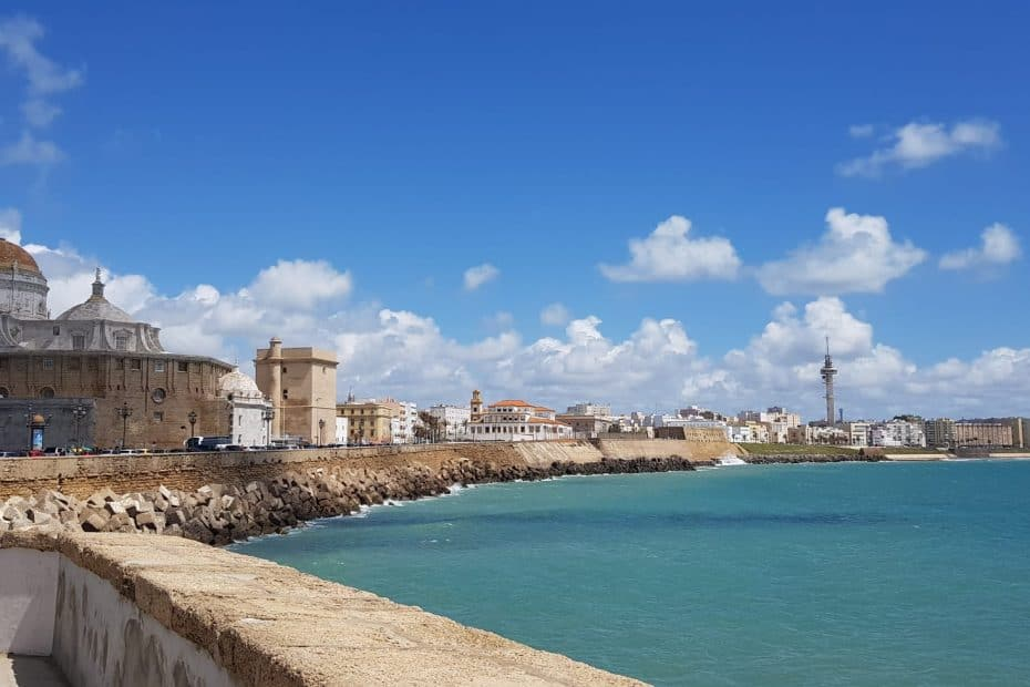 se podrá ir a Cádiz este verano