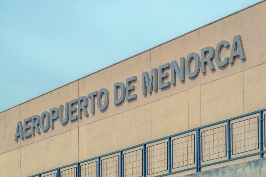 Teléfono del Aeropuerto de Menorca