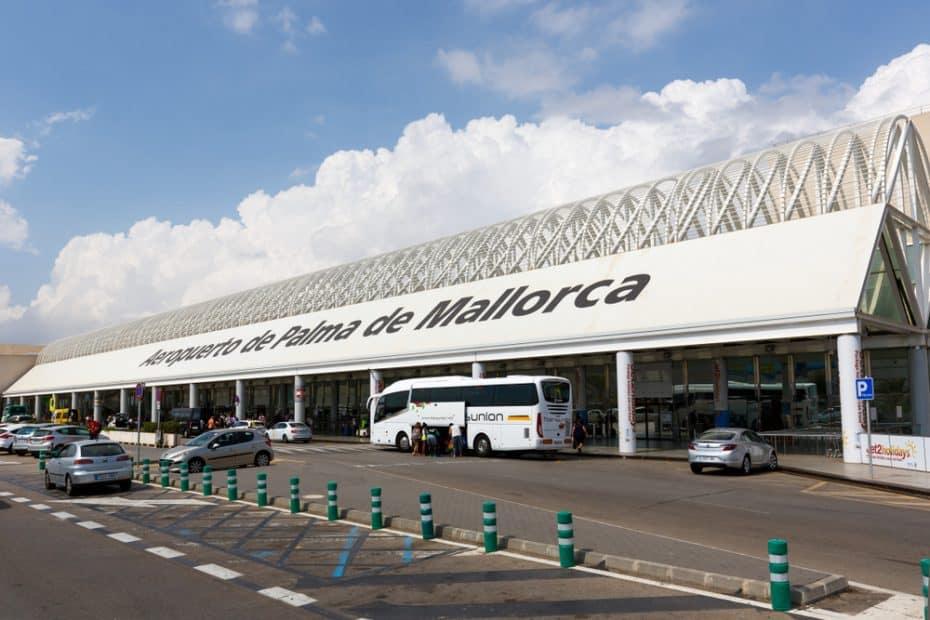 Teléfono del Aeropuerto de Palma de Mallorca