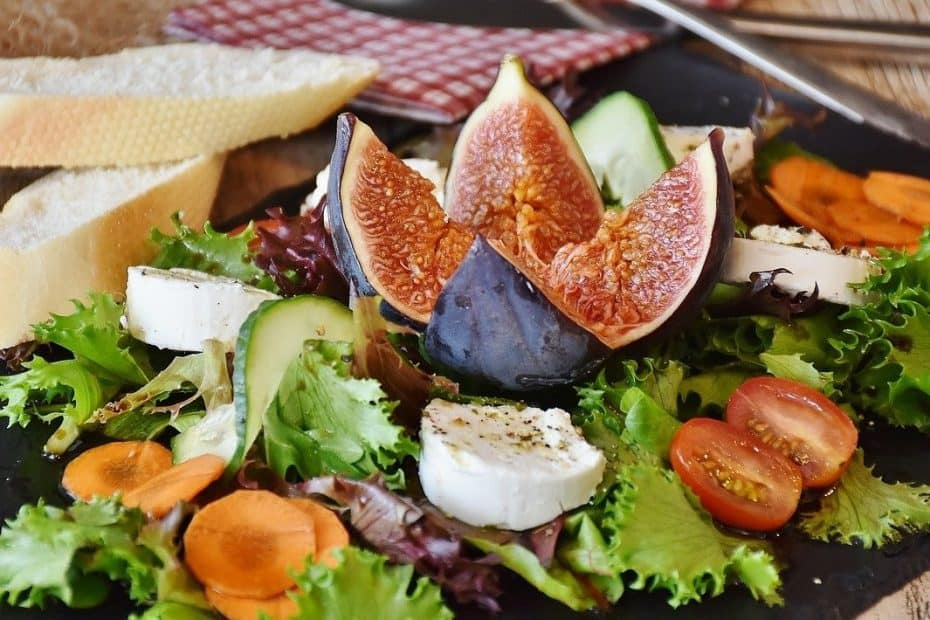 ensaladas frescas para el verano