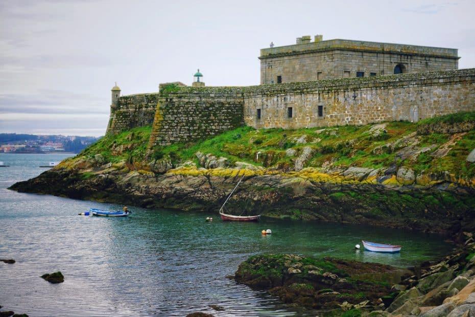 Museo Arqueológico del Castillo de San Antón de A Coruña