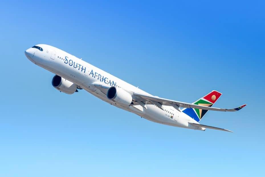 Atención al cliente de South African Airways