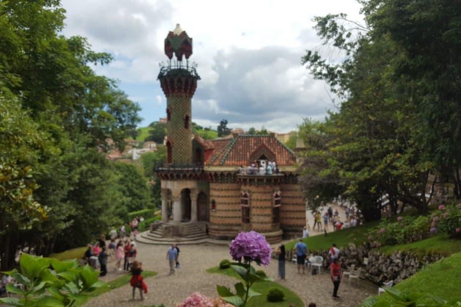 Precio de las entradas de El Capricho de Gaudí