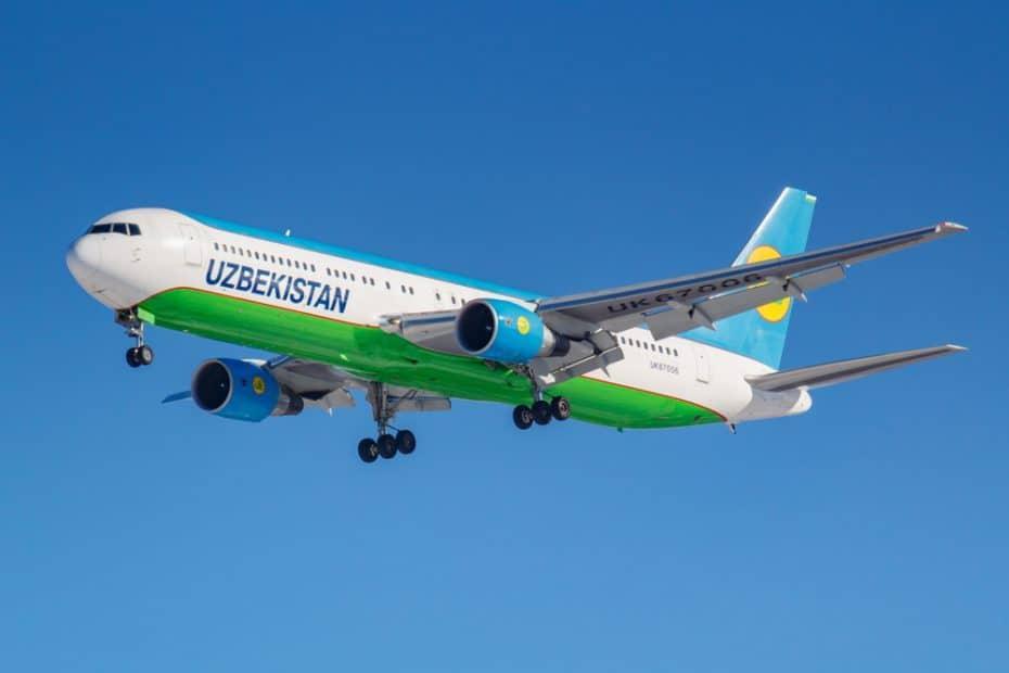 Atención al cliente de Uzbekistan Airways
