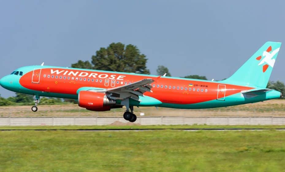 Atención al cliente de Windrose Airlines