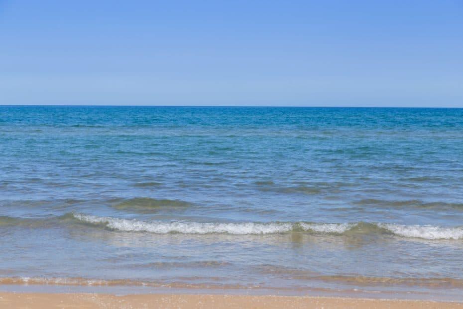 Cómo pedir cita para ir a la Playa en Oliva