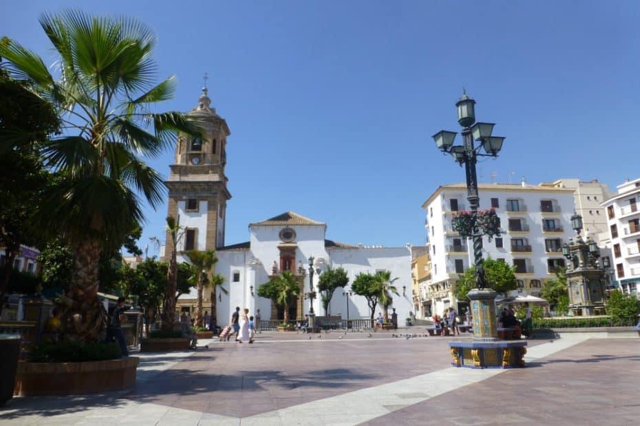Teléfono del Helipuerto de Algeciras