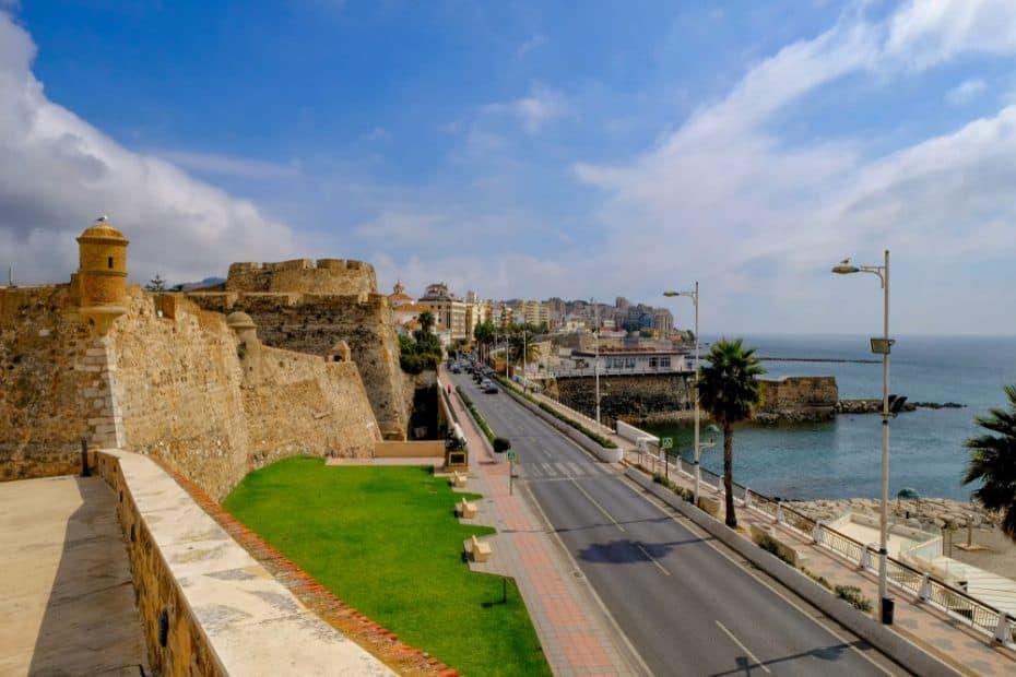 Teléfono del Helipuerto de Ceuta