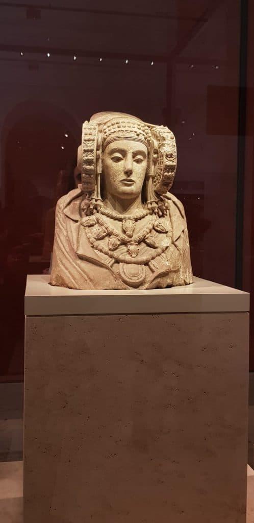 Dama de Elche Museo Arqueológico Nacional