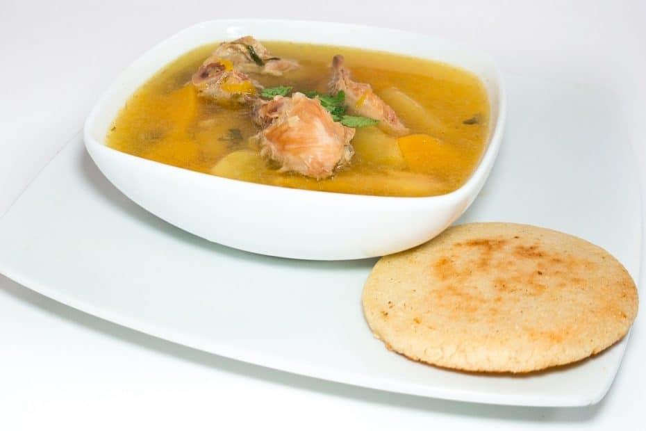 platos tipicos de venezuela