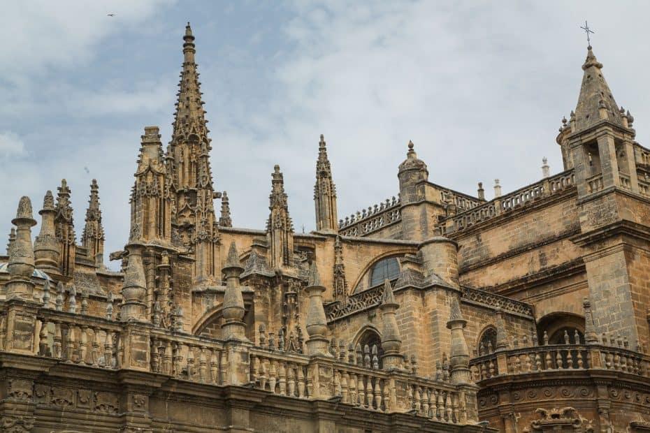 precio entrada catedral de sevilla