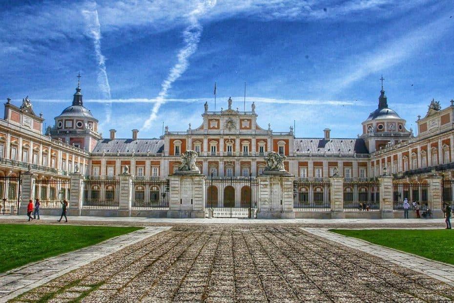 precio entrada palacio real aranjuez