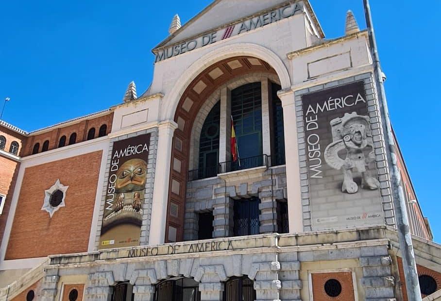 precio entrada Museo de América de Madrid