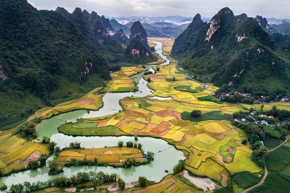 se podra viajar a vietnam en 2020 y 2021
