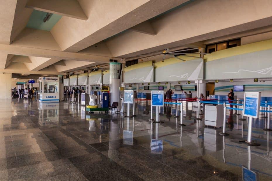 Teléfono Aeropuerto Internacional Gregorio Luperón