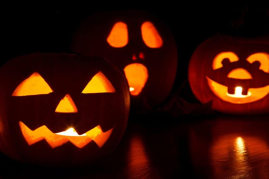 como celebrar halloween con niños