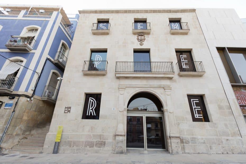 Museo de Arte Contemporáneo de Alicante - MACA