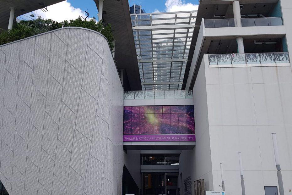 Precio Entradas Phillip and Patricia Frost Museum of Science de Miami
