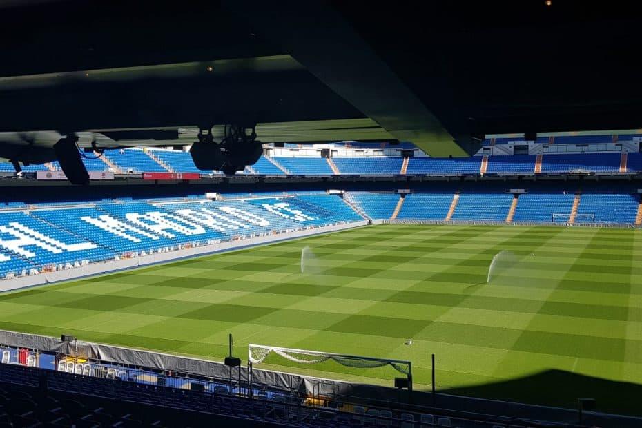 precios de las entradas del Tour del Bernabeu, el estadio del Real Madrid