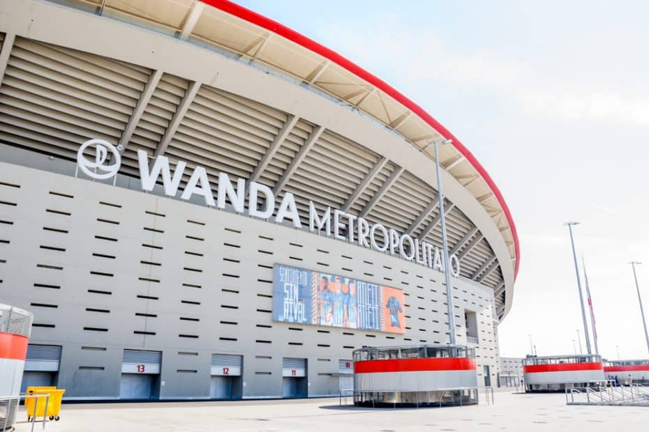 Tour del Wanda Metropolitano