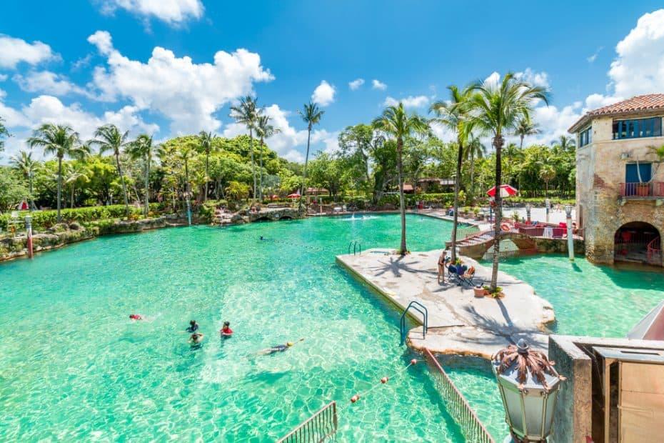 Venetian Pool en Miami