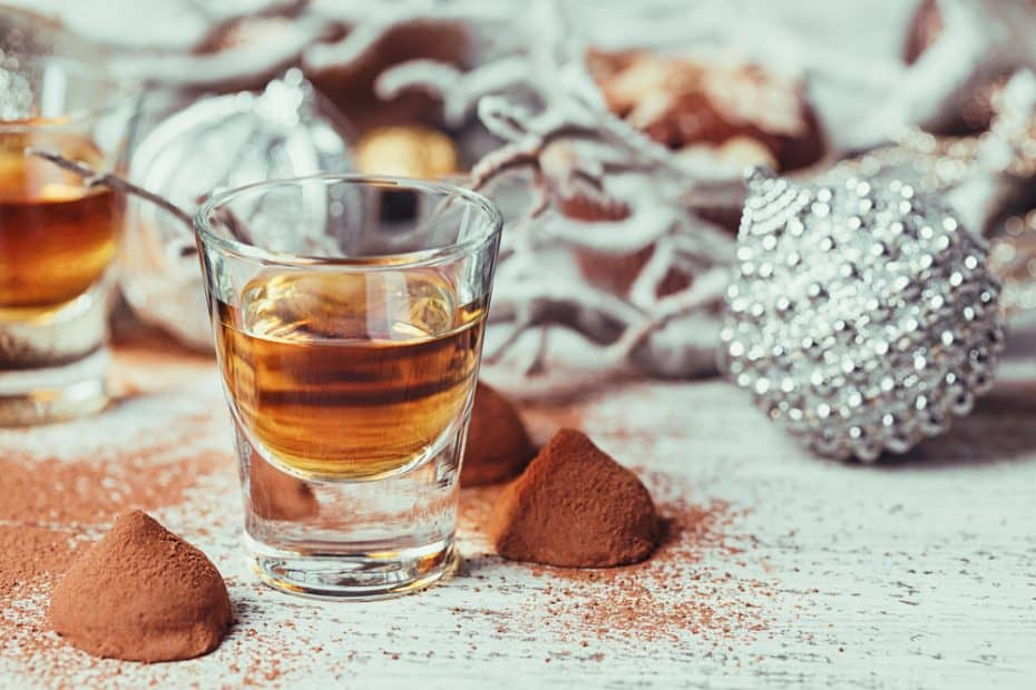 Receta de Irish Whiskey Truffles