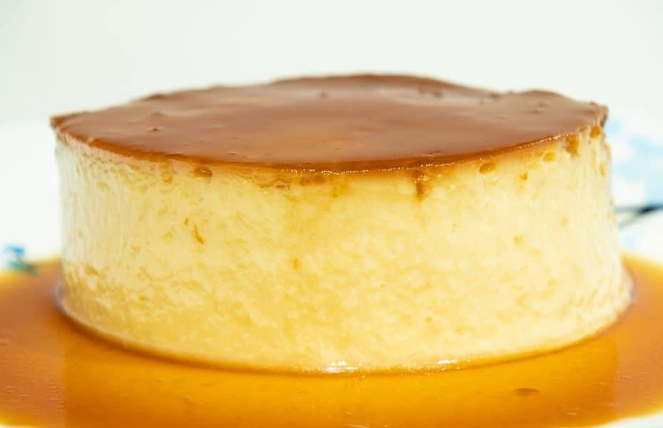 Receta de Pudding de Queso Irlandés